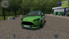 Ford Focus ST 2012 (1.5.9) - City Car Driving мод (изображение 5)