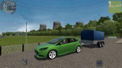 Ford Focus ST 2012 (1.5.9) - City Car Driving мод (изображение 6)