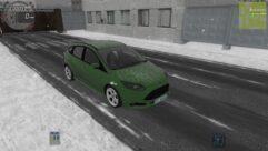 Ford Focus ST 2012 (1.5.9) - City Car Driving мод (изображение 7)