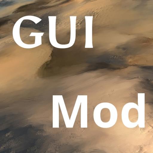 GUI Simple Update - Kenshi мод