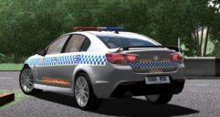 Holden Commodore VF SSV Redline (1.5.9) - City Car Driving мод (изображение 4)