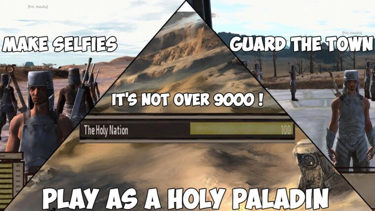 Holy Soldier (Game Start) - Kenshi мод