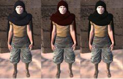 Hooded Cloak - Kenshi мод (изображение 2)