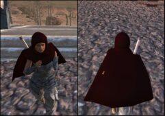 Hooded Cloak - Kenshi мод (изображение 3)