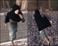Hooded Cloak - Kenshi мод (изображение 4)