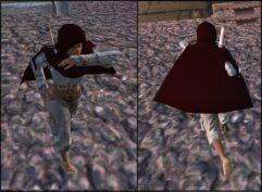 Hooded Cloak - Kenshi мод (изображение 5)