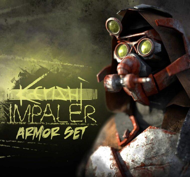 Impaler Armor Set - Kenshi мод