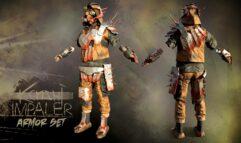 Impaler Armor Set - Kenshi мод (изображение 3)