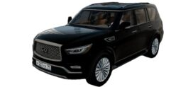 Infiniti QX80 2019 (1.5.9) - City Car Driving мод