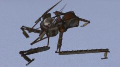 Iron Skimmer TameBeasties Ver. - Kenshi мод (изображение 4)