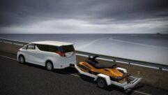 Jetski on Trailer (1.5.9) - City Car Driving мод