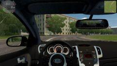 Kia Forte Koup (1.5.9) - City Car Driving мод (изображение 2)