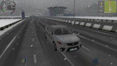 Kia Forte Koup (1.5.9) - City Car Driving мод (изображение 8)