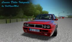 Lancia Delta HF Integrale EVO (1.5.9) - City Car Driving мод