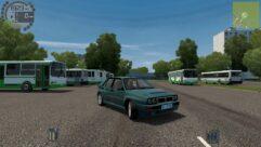 Lancia Delta HF Integrale EVO (1.5.9) - City Car Driving мод (изображение 6)