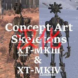 MKIII MKIV 汉化 - Kenshi мод