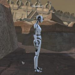 Maidbot - Kenshi мод (изображение 2)