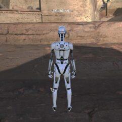Maidbot - Kenshi мод (изображение 3)
