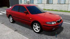 Mazda 626 GF 2.0i 1999 (1.5.9) - City Car Driving мод