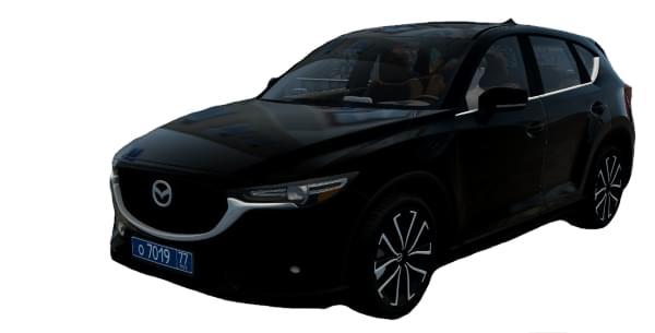 Mazda CX-5 2.5 2017 (1.5.9) - City Car Driving мод