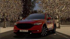 Mazda CX-5 2.5 2017 (1.5.9) - City Car Driving мод (изображение 2)