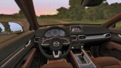 Mazda CX-5 2.5 2017 (1.5.9) - City Car Driving мод (изображение 4)