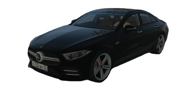 Mercedes-Benz AMG CLS 53 2019 (1.5.9) - City Car Driving мод