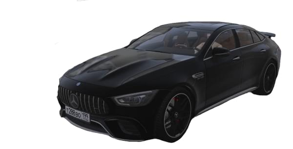 Mercedes-Benz AMG GT63S 4-Door Coupe 2019 (1.5.9) - City Car Driving мод