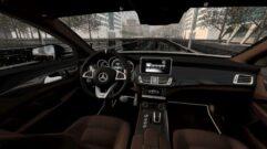 Mercedes-Benz CLS 63 AMG 4MATIC 2015 (1.5.9) - City Car Driving мод (изображение 5)