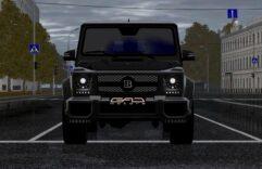 Mercedes-Benz G65 Gad Motors 1000HP (1.5.9) - City Car Driving мод (изображение 2)