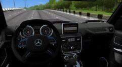Mercedes-Benz G65 Gad Motors 1000HP (1.5.9) - City Car Driving мод (изображение 4)