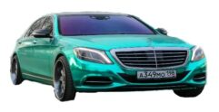 Mercedes-Benz S500 (W222) (1.5.9) - City Car Driving мод
