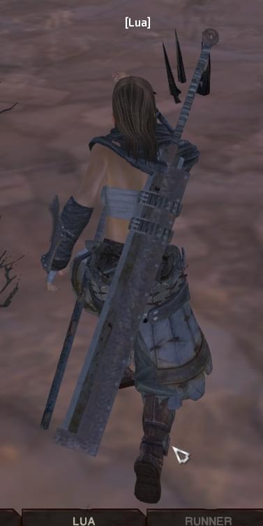 Missing Sheath Weapons - Kenshi мод (изображение 5)