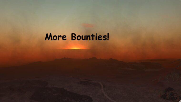 More Bounties - Kenshi мод