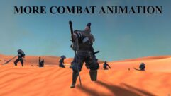 More Combat Animation - Kenshi мод