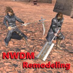 NWDM Remodeling - Kenshi мод