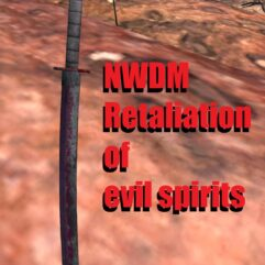 NWDM Retaliation of Evil Spirits - Kenshi мод