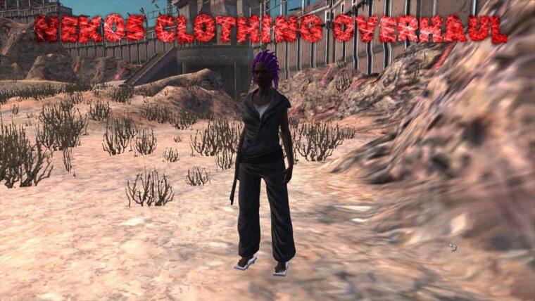 Nekos Clothing Overhaul - Kenshi мод