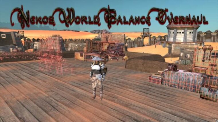 Nekos World Balance Overhaul - Kenshi мод