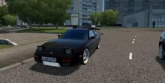 Nissan 240SX (1.5.9) - City Car Driving мод