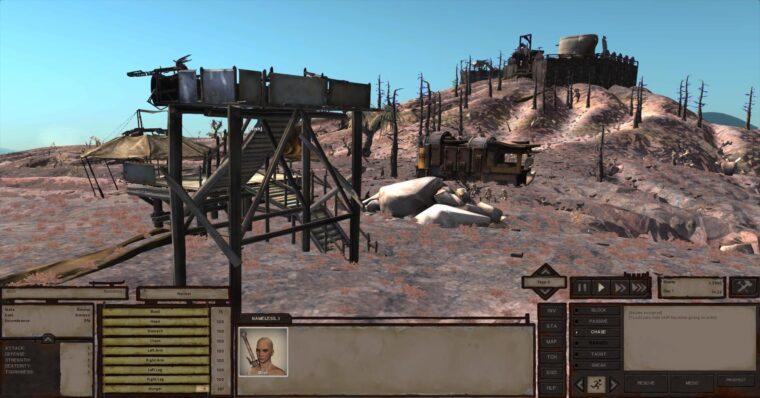 New small town: Okran's Brothel and New faction: Okran's Whores (устаревшая версия) - Kenshi мод