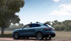 Porsche Cayenne S 2018 (1.5.9) - City Car Driving мод (изображение 2)