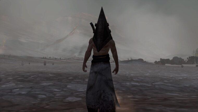 Pyramid Head - Kenshi мод