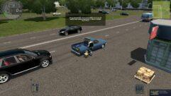 Renault 12 Pick-up (1.5.9) - City Car Driving мод (изображение 12)