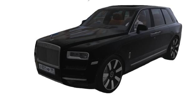 Rolls-Royce Cullinan 2019 (1.5.9) - City Car Driving мод
