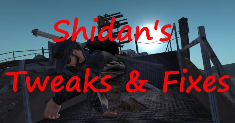 Shidan's Tweaks & Fixes - Kenshi мод