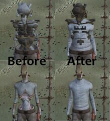 Shirts For All — Unlock Armor Slots - Kenshi мод (изображение 2)