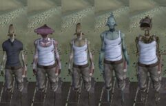 Shirts For All — Unlock Armor Slots - Kenshi мод (изображение 6)