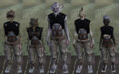 Shirts For All — Unlock Armor Slots - Kenshi мод (изображение 8)