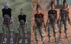Shirts For All — Unlock Armor Slots - Kenshi мод (изображение 9)